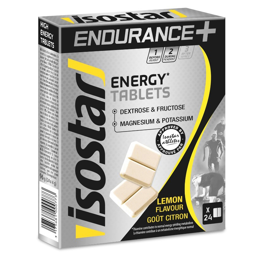 Energy Tablets ISOSTAR