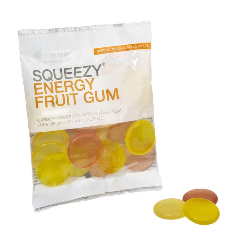 ENERGY FRUIT GUM SQUEEZY