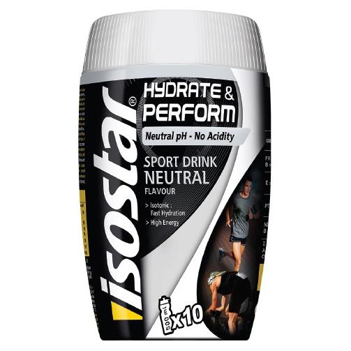 Hydrate & Perform ISOSTAR