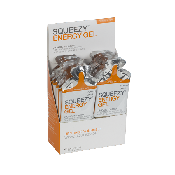 ENERGY GEL SQUEEZY