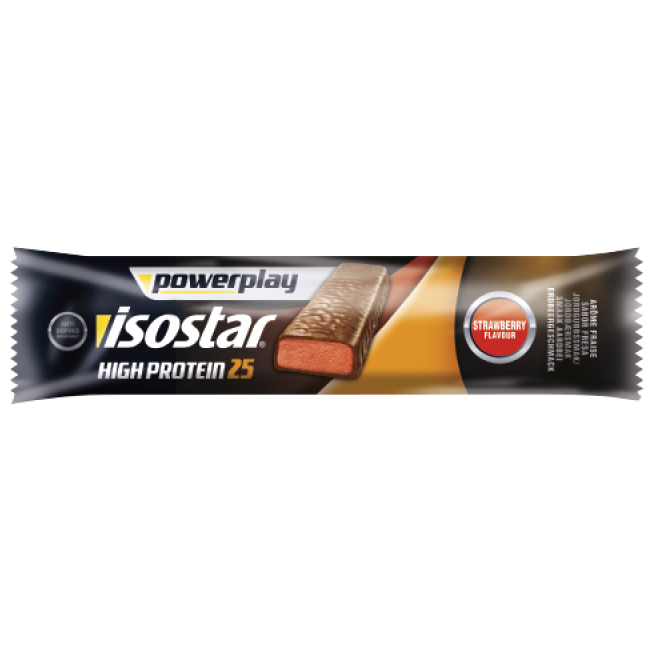 High Protein 25 Recovery Bar ISOSTAR