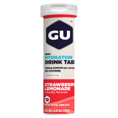 GU HYDRATION DRINK TABS GU ENERGY