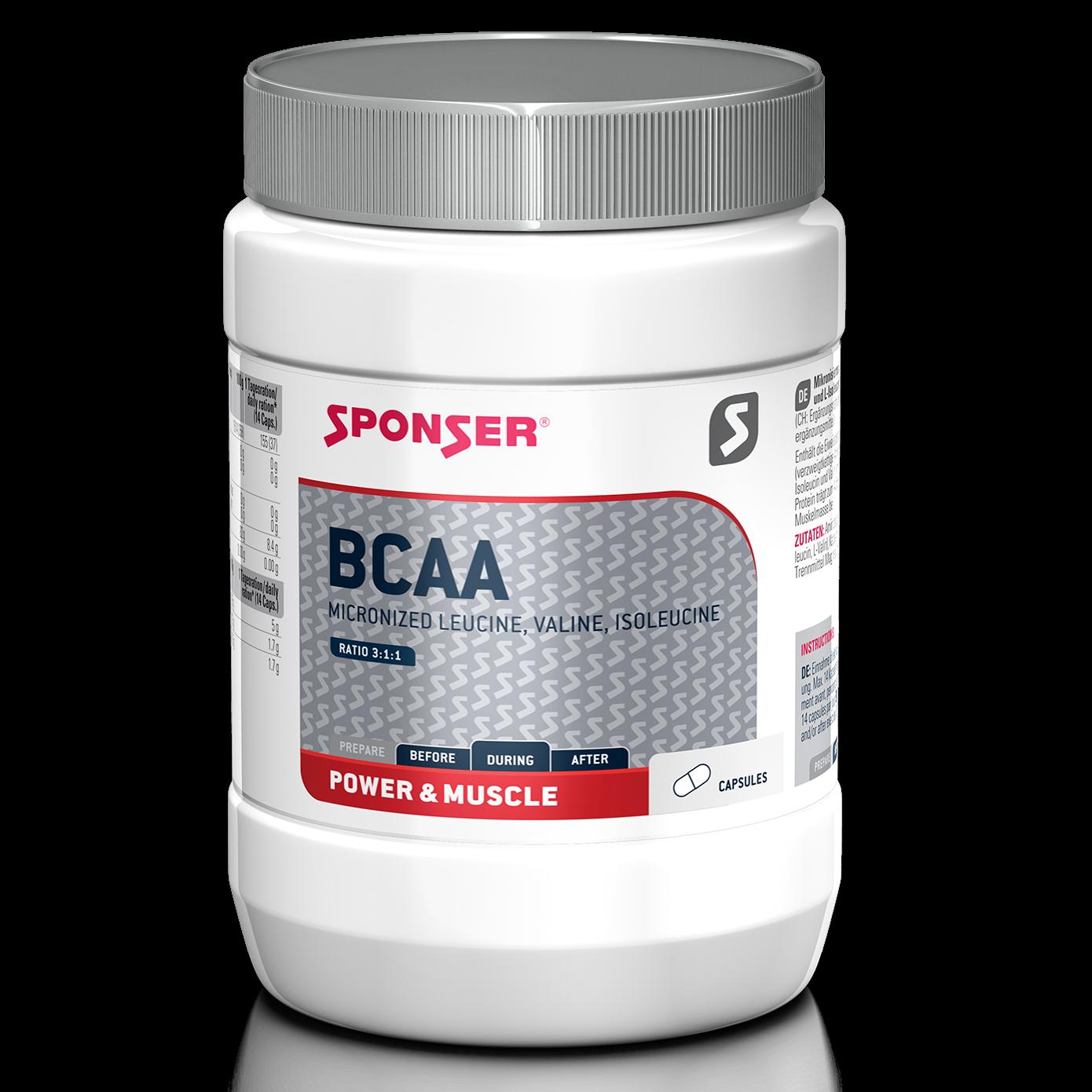 BCAA SPONSER