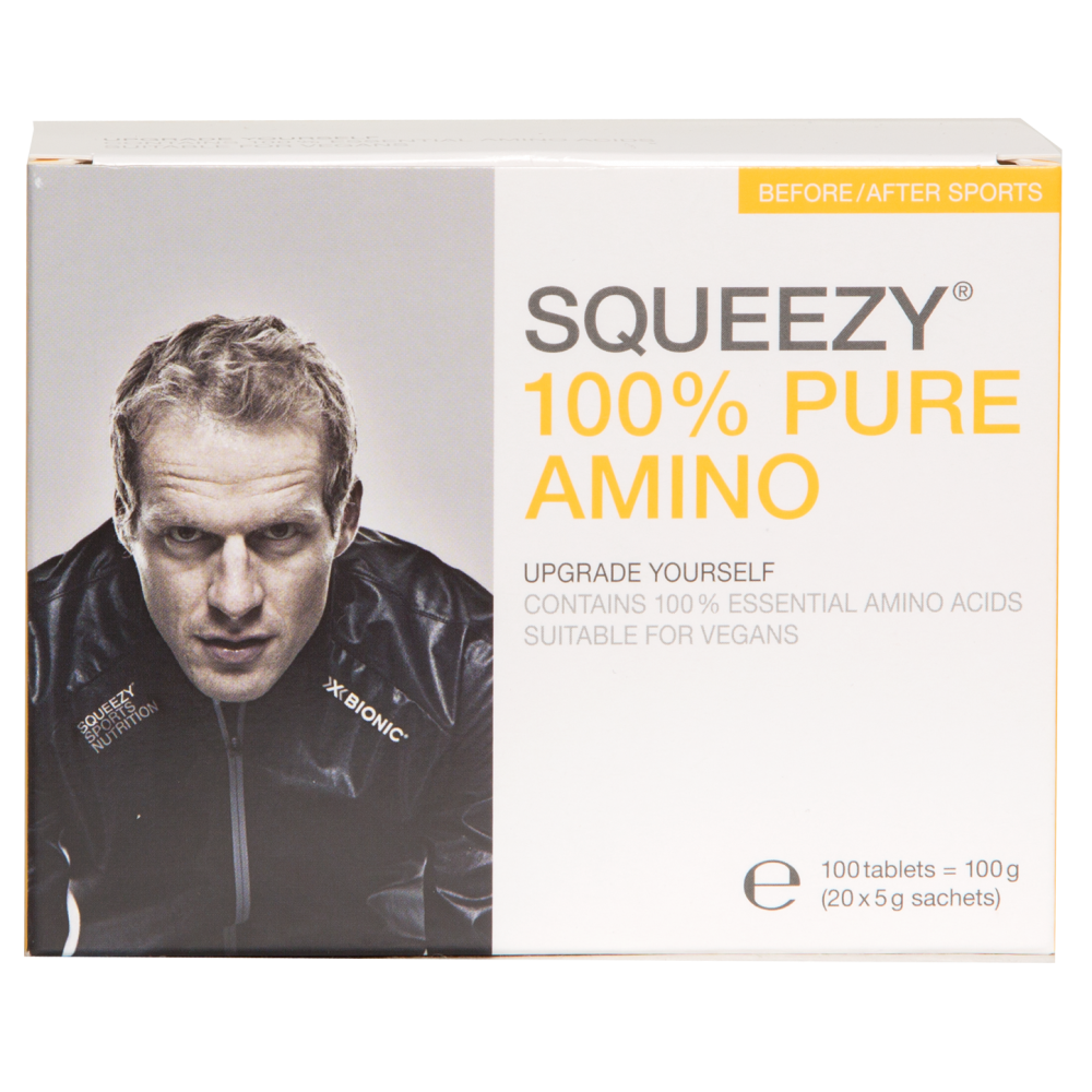 SQUEEZY 100% PURE AMINO SQUEEZY