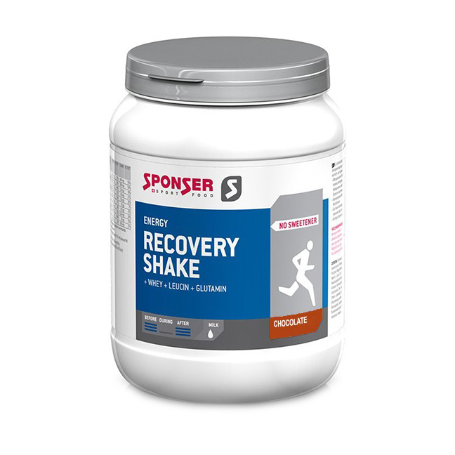 RECOVERY SHAKE SPONSER