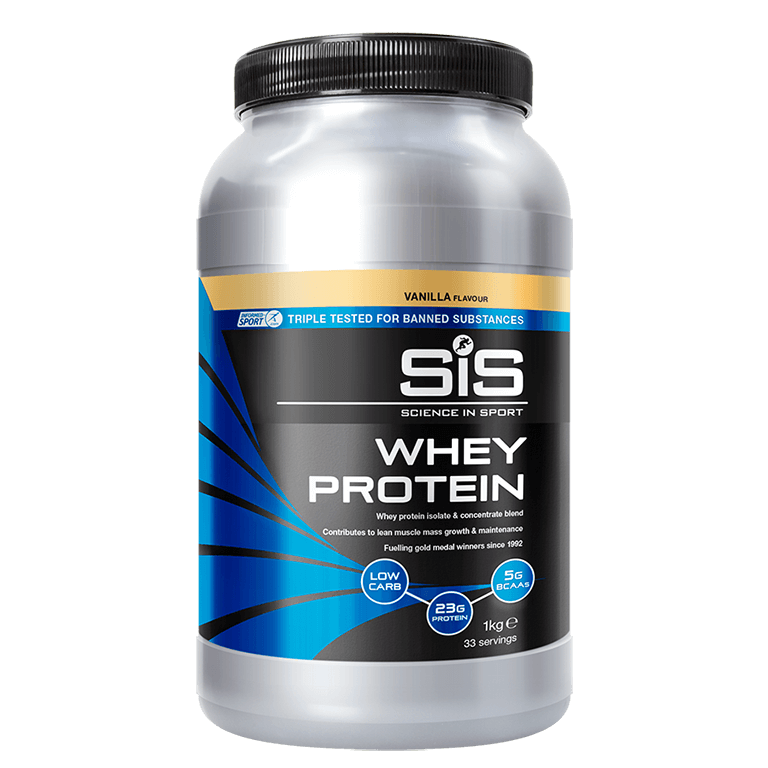WHEY PROTEIN POWDER SCIENCE IN SPORT (SiS)