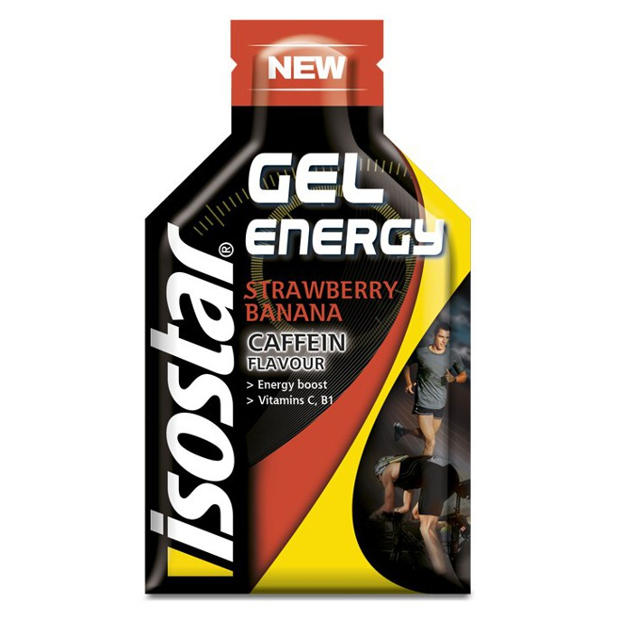 Energy Gel Cofein ISOSTAR