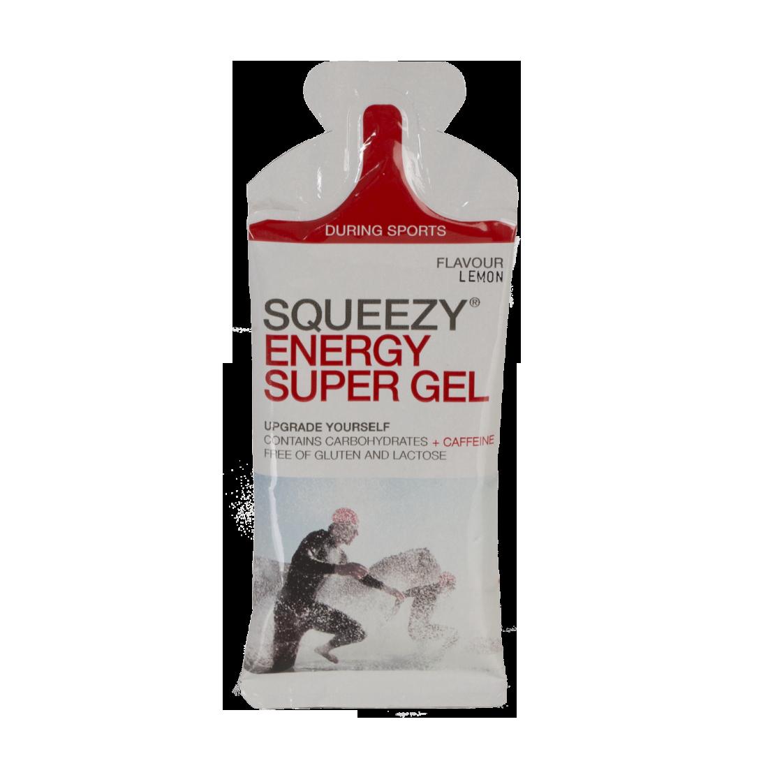 ENERGY SUPER GEL SQUEEZY