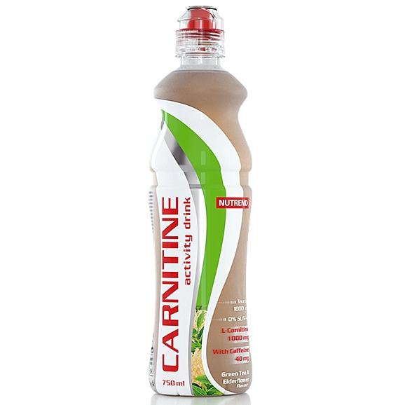 Carnitine Activity Drink с кофеином NUTREND