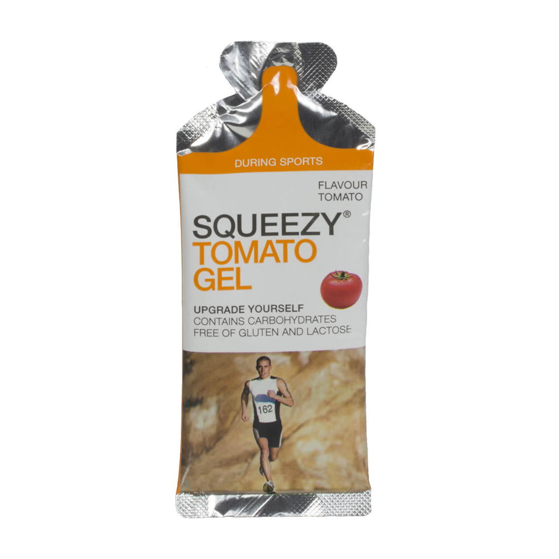 ENERGY GEL TOMATO SQUEEZY