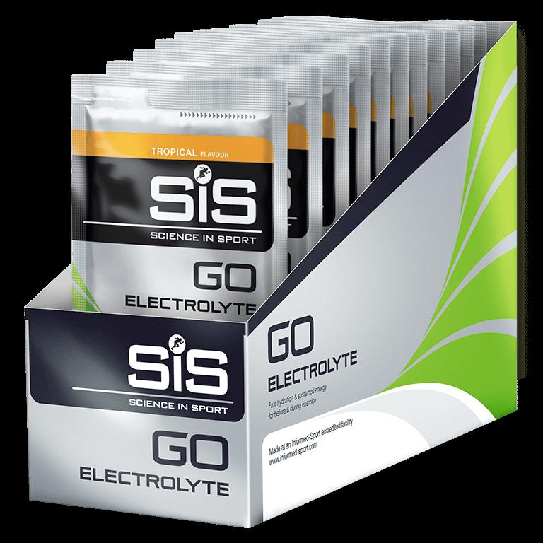 GO Electrolyte Powder SCIENCE IN SPORT (SiS)
