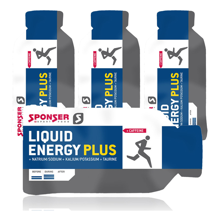 LIQUID ENERGY PLUS 35g SPONSER