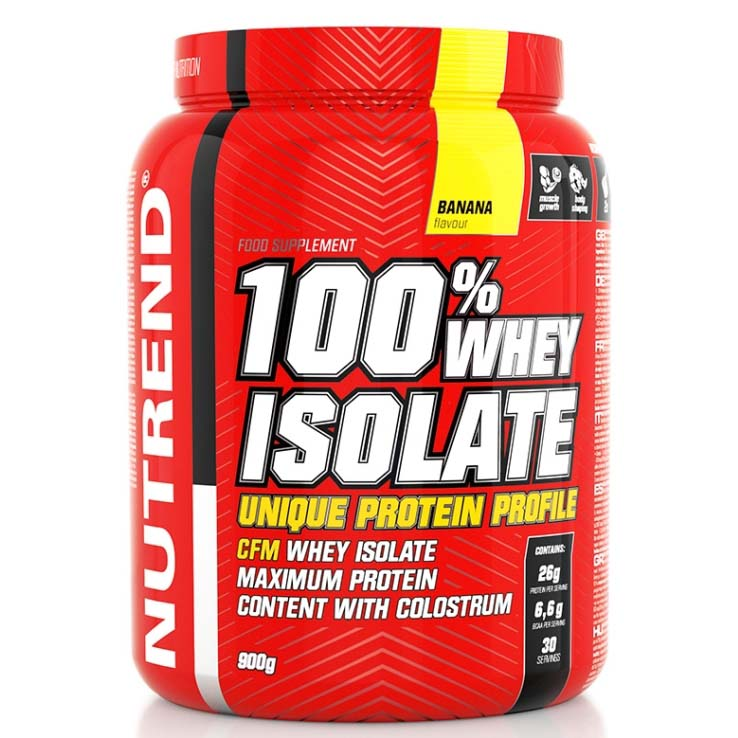 100% Whey Isolate NUTREND