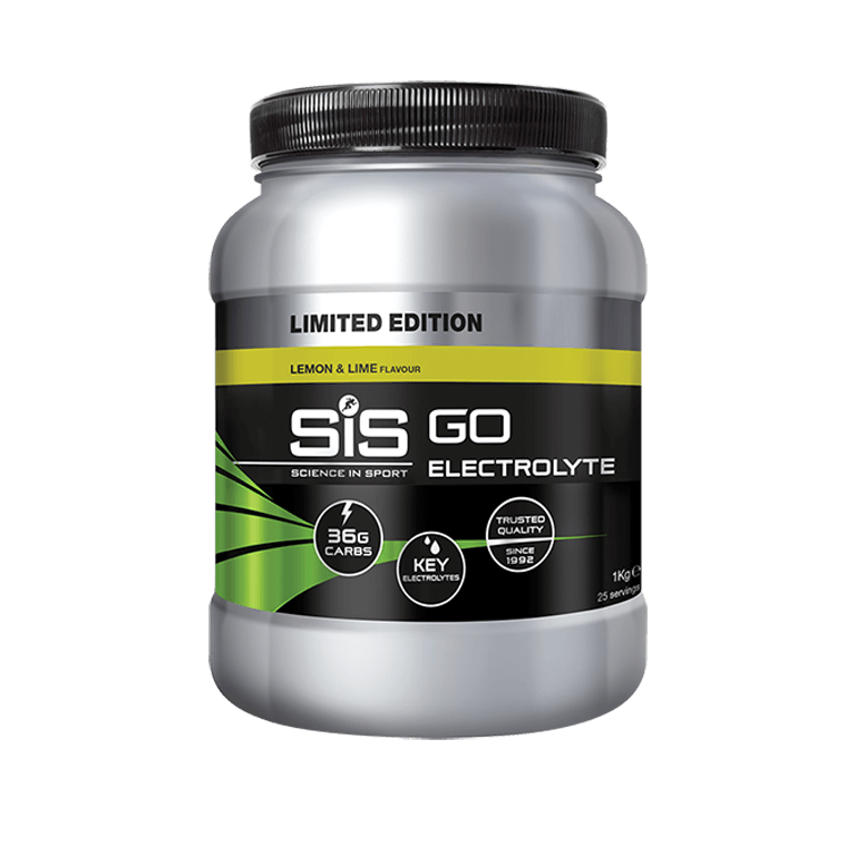 GO Electrolyte Powder SCIENCE IN SPORT (SiS)