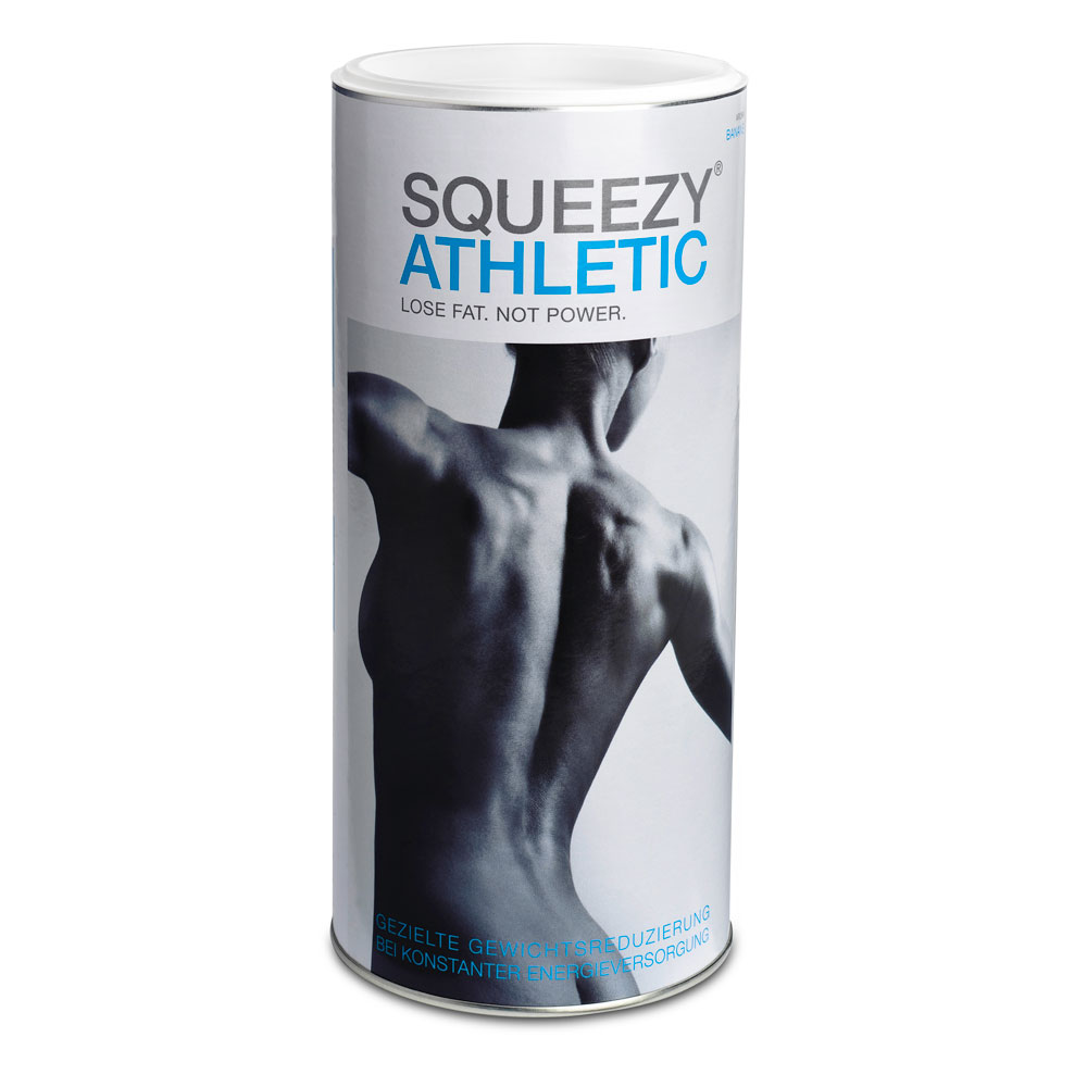 SQUEEZY ATHLETIC SQUEEZY