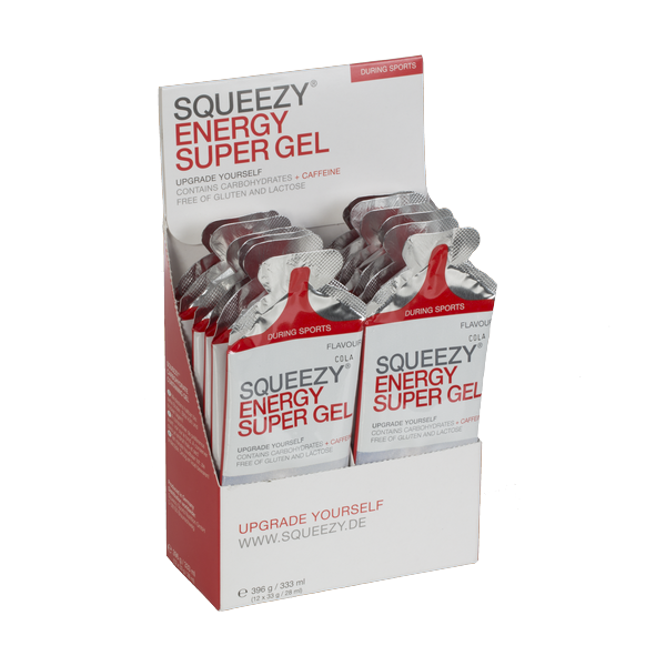 ENERGY SUPER GEL SQUEEZY