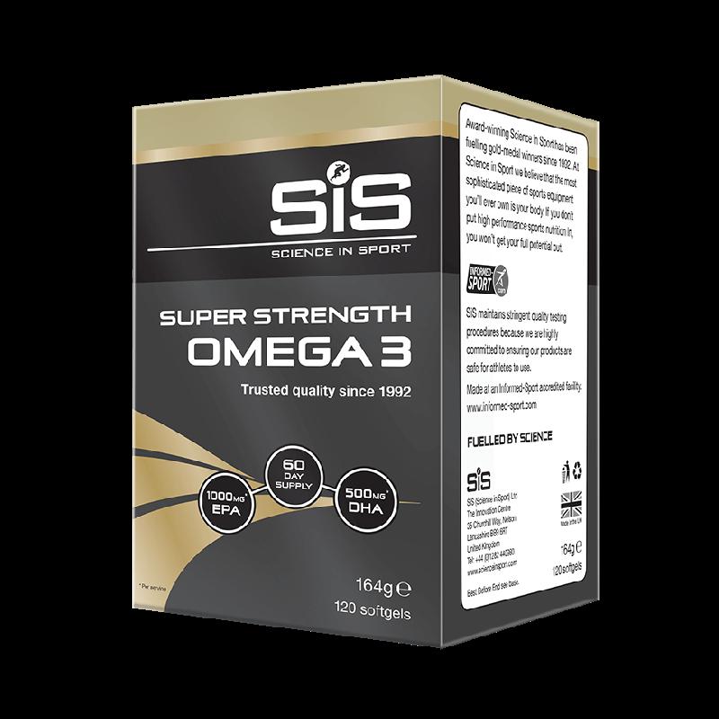 OMEGA 3 CAPSULE SUPER STRENGTH SCIENCE IN SPORT (SiS)